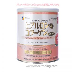 FINE Hyaluron & Collagen White 240G-白桃口味